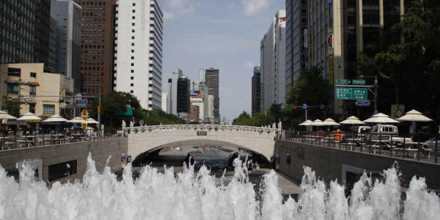 Cheonggyecheon_stream3