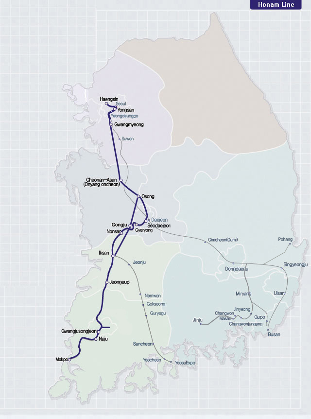 Honam Line