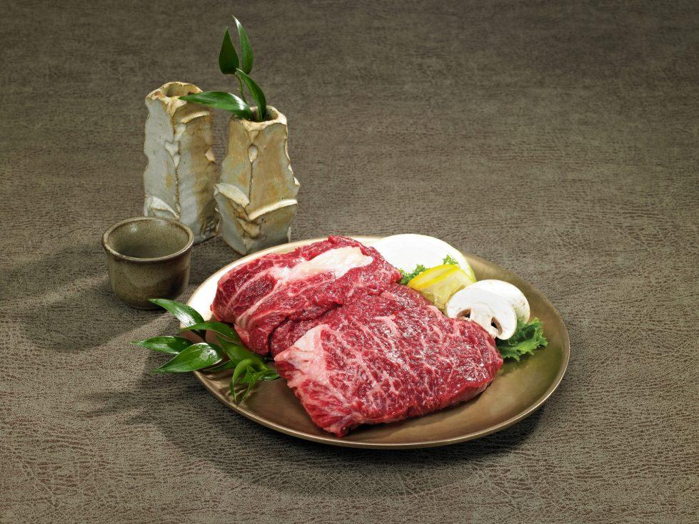 Grilled premium beef sirloin